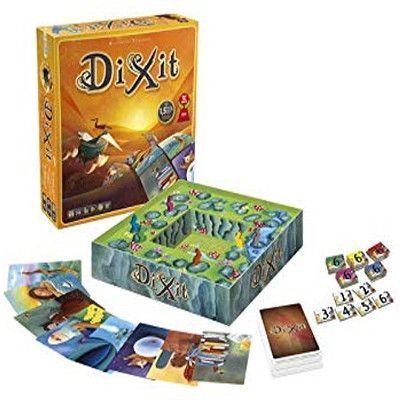Juego de mesa DIXIT y sus expansiones. Todo lo que necesitas saber.