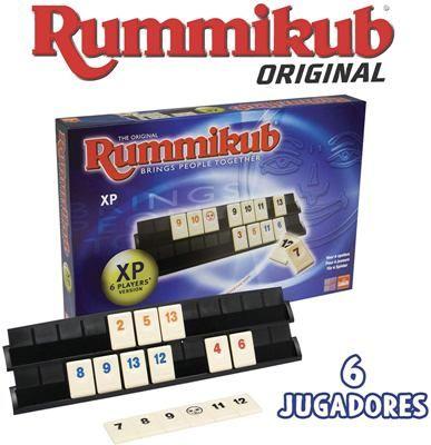 Juego Rummy kub clásico