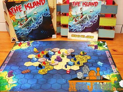 The Island: El juego de mesa. Toda la información y sus expansiones