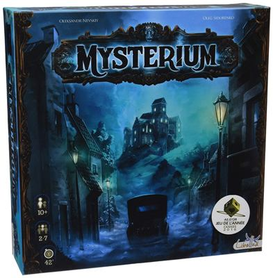 Mysterium juego de mesa para adultos