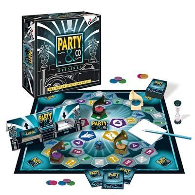 Party&co juego de mesa clásico