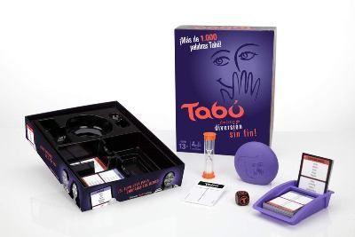 Tabú juego de mesa clasico