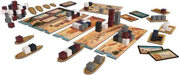 Juego de mesa para dos o mas jugadores Imhotep