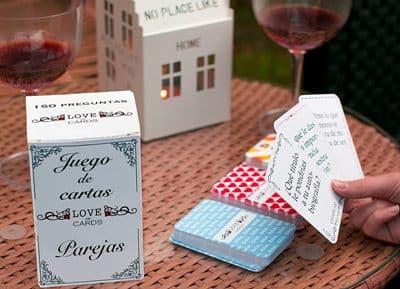 Love with cards juego para parejas