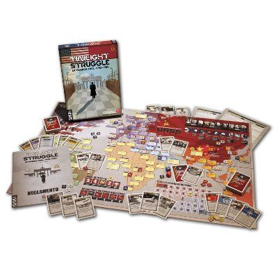 Twilight Struggle La guerra fria