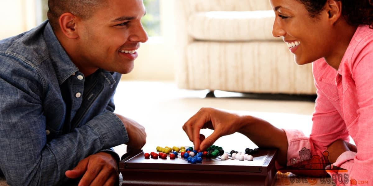 Juegos de mesa para dos