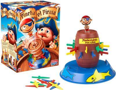 Juego de mesa pincha el pirata
