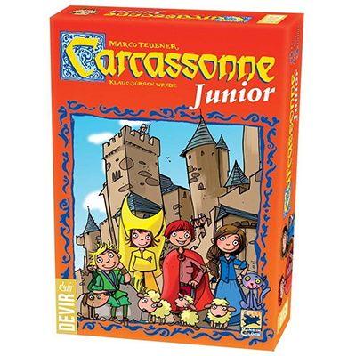Juego para niños Carcassonne Junior