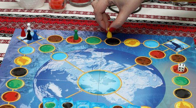 Novedades juegos de mesa