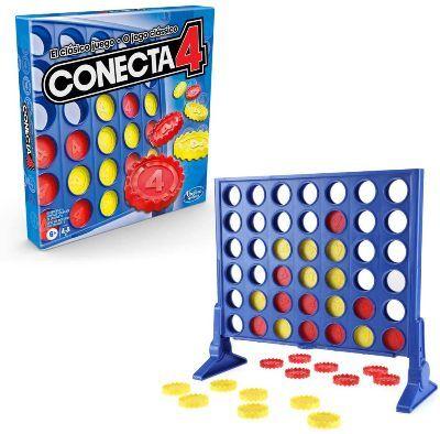 Conecta 4 juego de mesa clasico