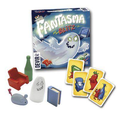 Fantasma Blitz juego divertido niños