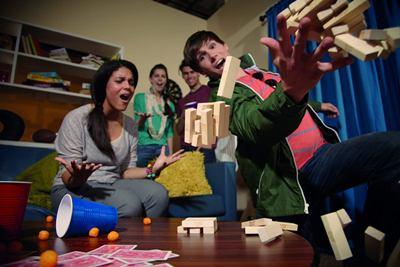 Jenga juego de mesa clásico
