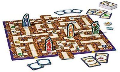 Laberinto Mágico juego clásico