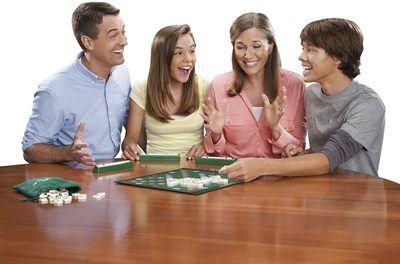 Scrabble juego clasico