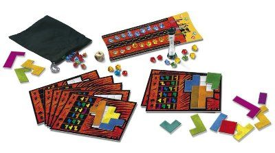 UBONGO juego de mesa divertido