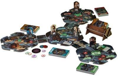 Arkham Horror juego de mesa cooperativo