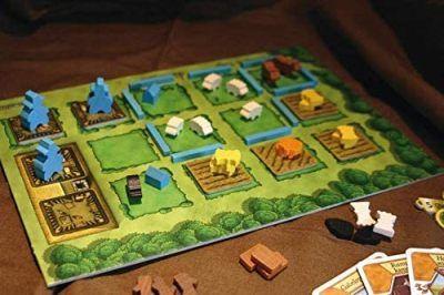 Juego de mesa de estategia Agricola