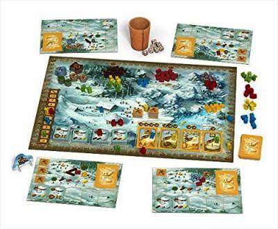 Stone Age juego de estrategia