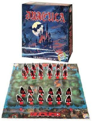 Dracula juego de mesa de los 80