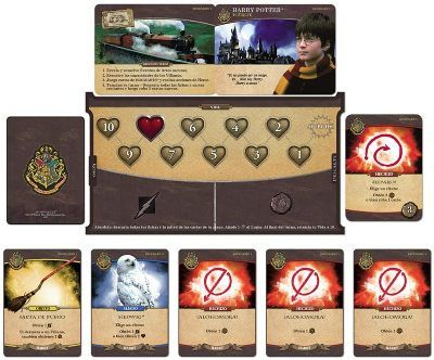 Harry Potter Hogwards Battle