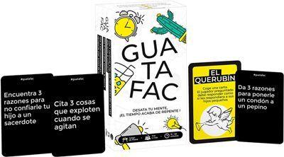Juego de mesa y cartas Guatafac