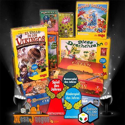 Los juegos de mesa premiados en 2020 – Premios Spiel des Jahres
