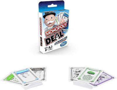 Monopoly cartas