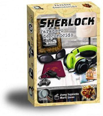 Sherlock juego de mesa