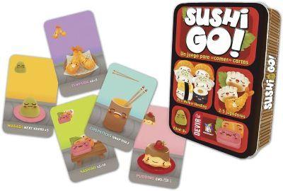 Sushi Go! juego de mesa de cartas