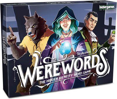 Werewords juego de mesa