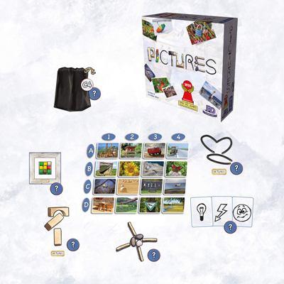 Pictures premio mejor juego de mesa 2020