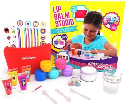 Kit pintalabios para niña