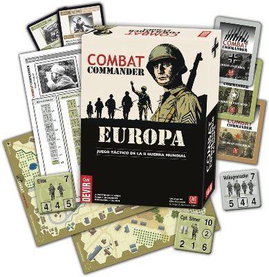 Combat Conquer: Europe