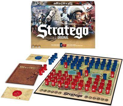 Juego de guerra Stratego