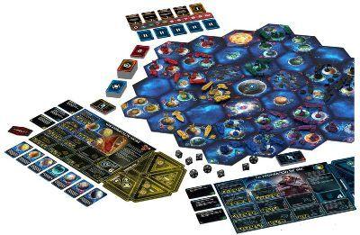 Twilight Imperium Wargame