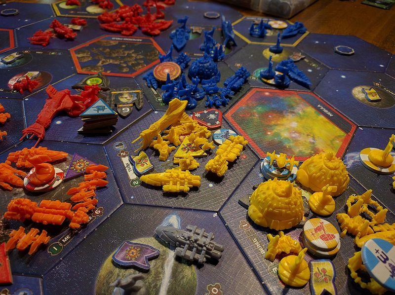 Juegos de mesa wargames