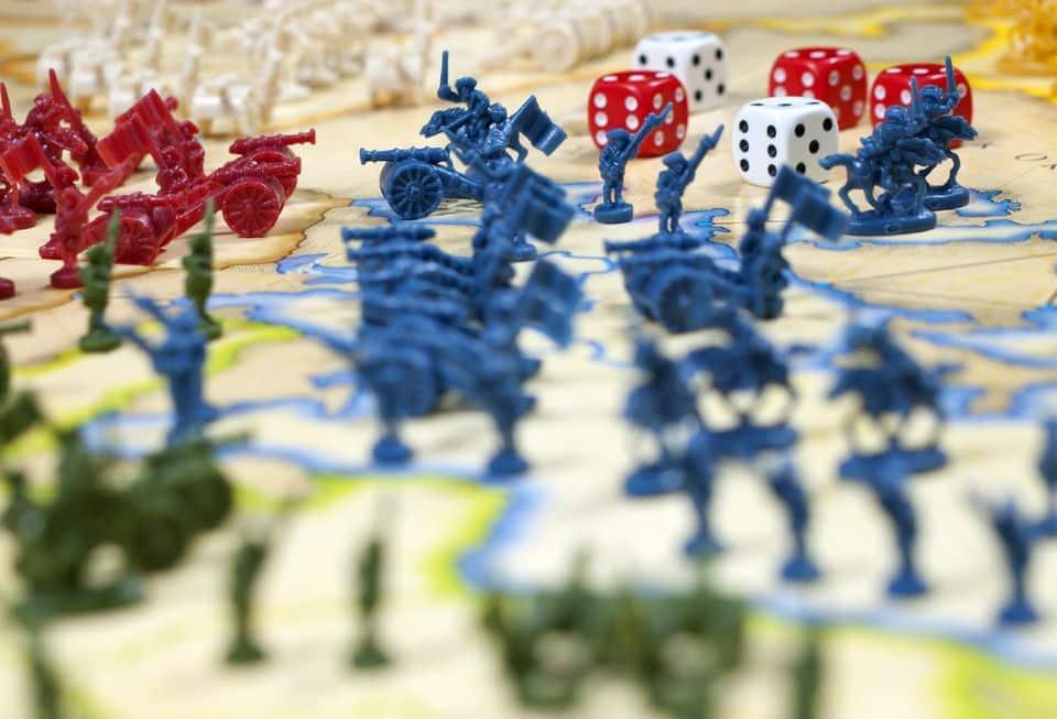 Juegos de mesa de estrategia militar