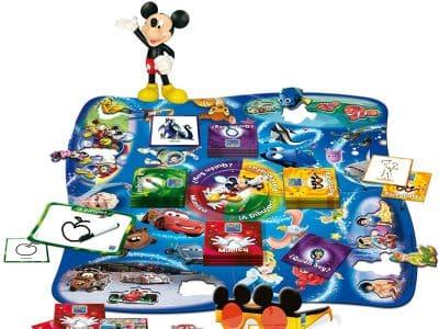 Juegos de mesa Disney