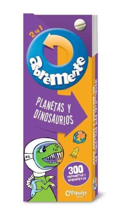 Abrementes: Planetas y dinosaurios