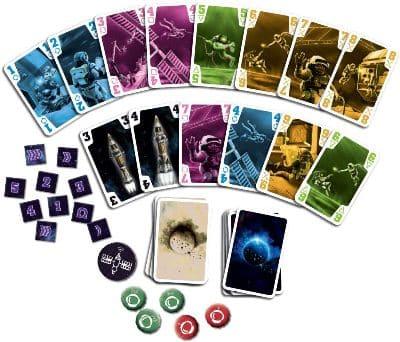 juego de mesa La Tripulación