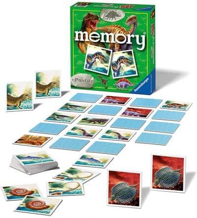 Memory Dinosaurios