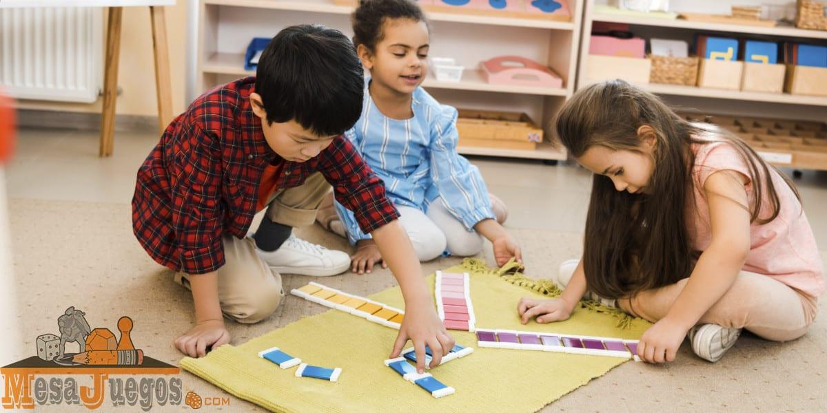 ¿Para qué sirven los juegos de mesa educativos?